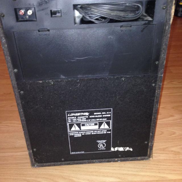 Best Vintage Karaoke Machine for sale in Clayton, North ...