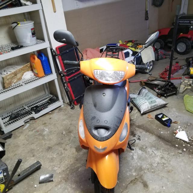 Taotao scooter