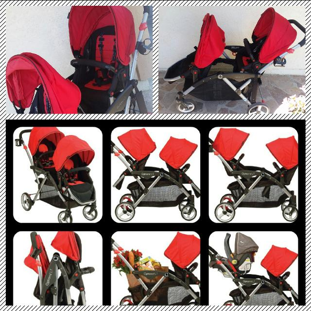 Best Contour Options Lt Double Stroller For Sale In Napa