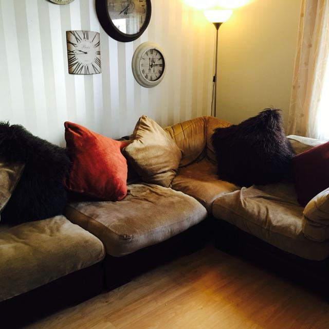 Best Beautiful Dfs Hemingway Corner Sofa For Sale In