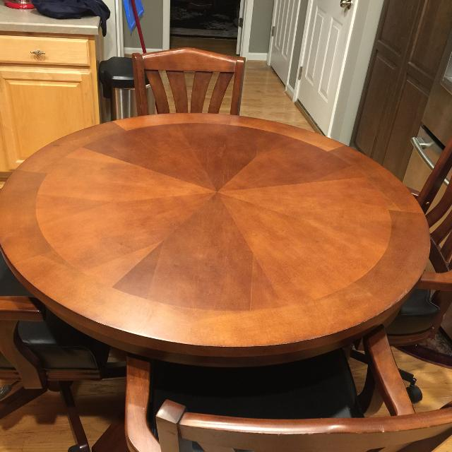 American Heritage Table And Chairs Er Can Meet Near Waxhaw Nc