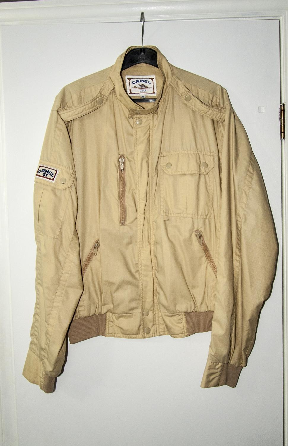 Best Camel Cigarette Gear Gt Jacket For Sale In St Catharines Ontario For 2020