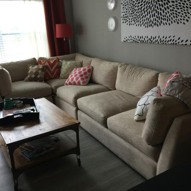 Like New Macy S Modern Concept Couch Er Can Meet Near Charlotte Nc