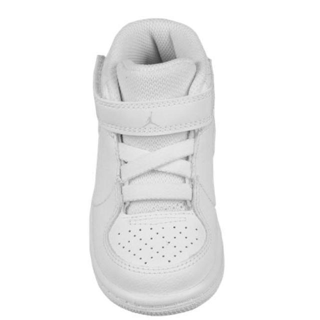 huge selection of 1b480 cd8fd Nike Jordan 1 Flight 3 Bt White Size 10 Toddlers Jordan's Basketball Shoes