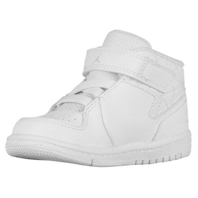reputable site 874b9 a89b3 Brand New! Nike Jordan 1 Flight 3 Bt White Size 10 Toddlers Jordan's  Basketball Shoes