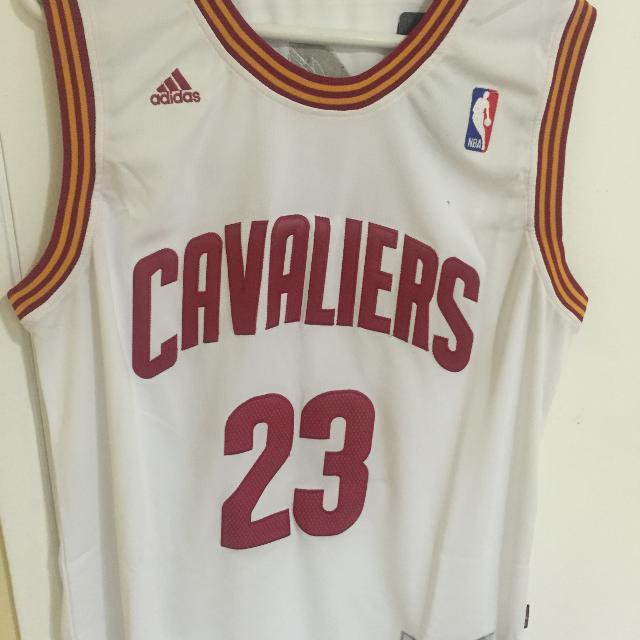 info for c635d cf290 Adidas NBA Cleveland Cavaliers LeBron James Swingman Home Jersey