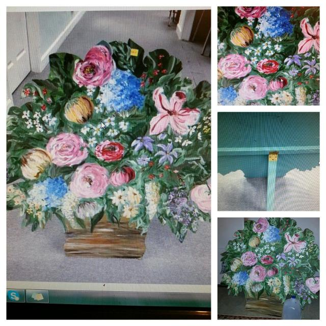 Best Mother\'s Day Giant Flower Bouquet Unique Gift for sale in ...