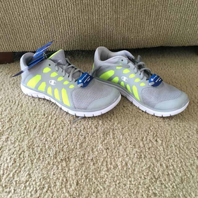 eb63ff17264 Find more Champion Brand Women s Tennis Shoes With Memory Foam. Bnwt ...