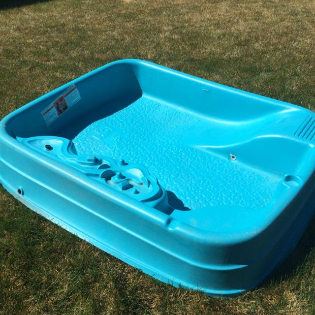 Find More Step 2 Hard Plastic Kid Pool With Slide For Sale At Up To 90 Off Airdrie Ab