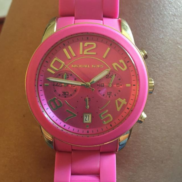 991d7815a067 Best Pink Michael Kors Watch for sale in Jacksonville