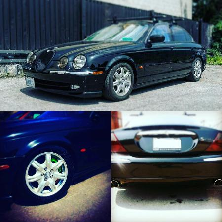 2000 Jaguar S-Type, used for sale  Canada