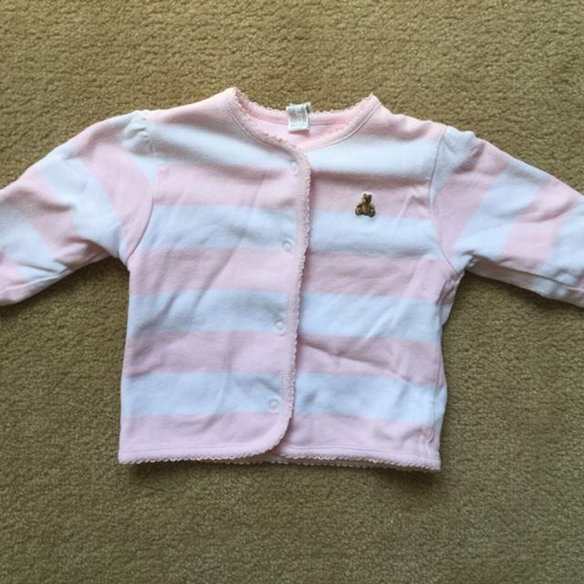 ce048c505 Find more Baby s Baby Gap Pink And White Striped (or Pink Only ...