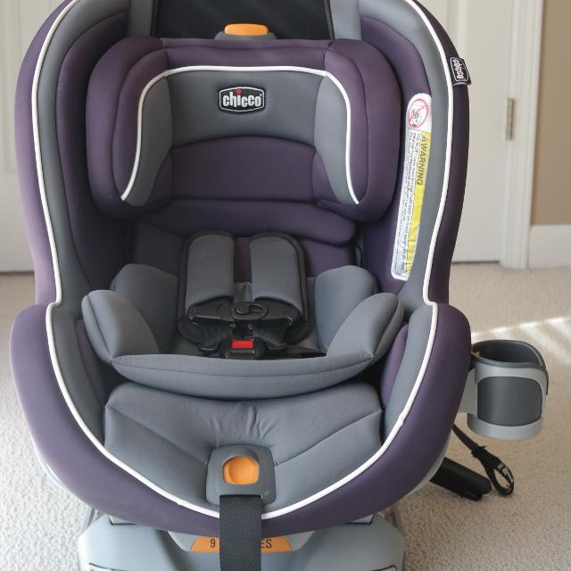 Chicco NextFit Convertible Car Seat Expires 2021 More Pics In