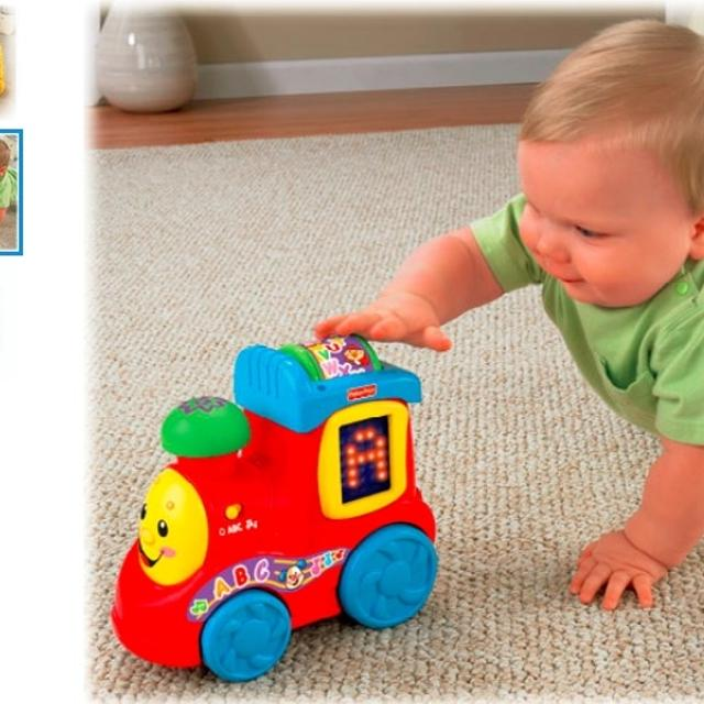 Brand New Fisher-Price - Laugh & Learn™ ABC Train $20