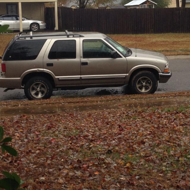 Best 2000 Chevy Blazer Want To Trade For A 4 Door Car Year