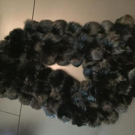 Rabbit Fur Scarf/Wrap for sale  Canada