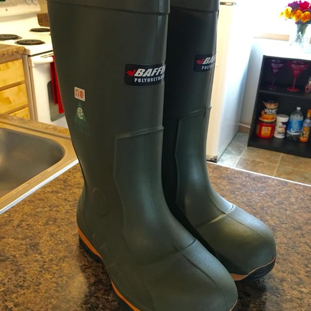 e147eca5fb5 Size 12 Men's Baffin Pac Winter Boots