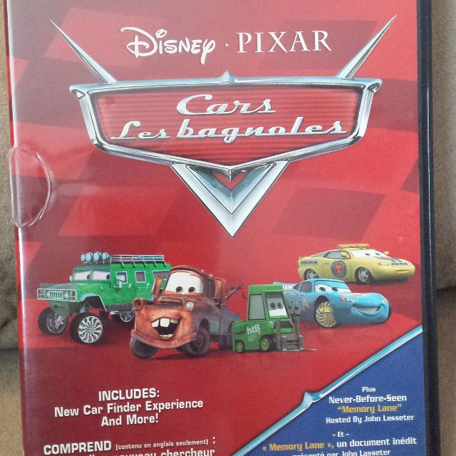 Find More Disney Cars Ultimate Ride Dvd For Sale At Up To 90 Off