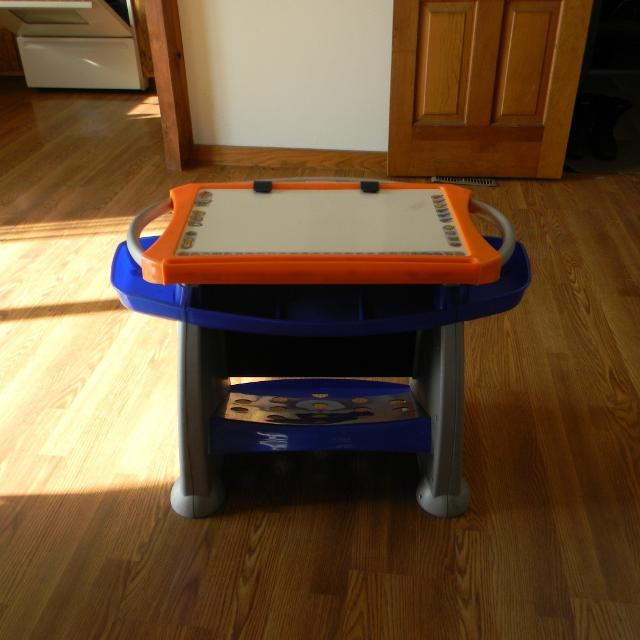 best fisher price easel w dry erase board turns into desk 10 for