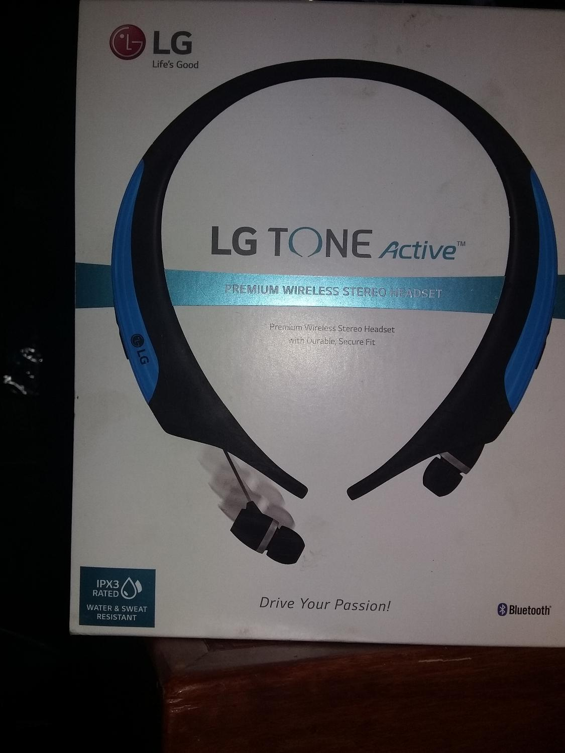 Best Lg Tone Active Bluetooth Headset For Sale In Reno Nevada For 2020