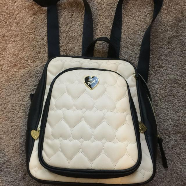 Betsy Ross Like New Purse Backpack 10 About 12 In Tall