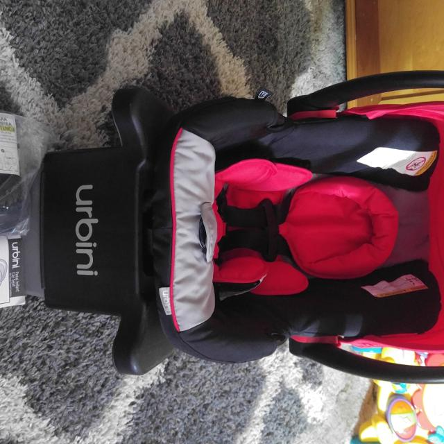 Urbini Petal Infant Car Seat Extra Base