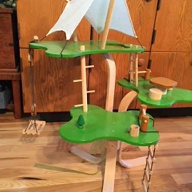 Find more Plan Toys Wooden Treehouse for sale at up to 90% off Toy Tree House Plans on wooden doll house plans, toy wood plans, toy dog house plans, toy school house plans, toy boat plans, toy castle plans, deck plans, toy wooden tree houses, toy dollhouse furniture, tiny house plans, toy kitchen plans, wooden toy airplane plans, toy train plans,