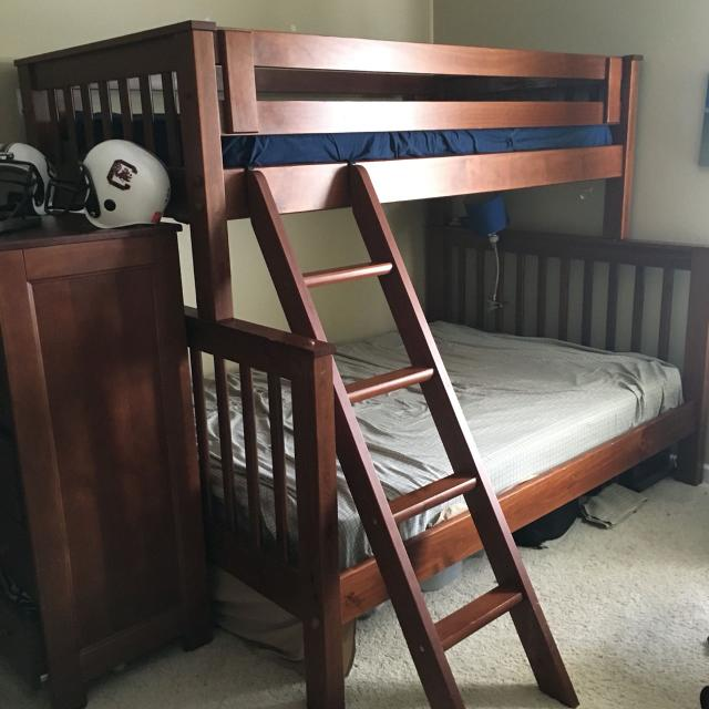 Pier 1 Kids Bunk Bed Twin Over Full