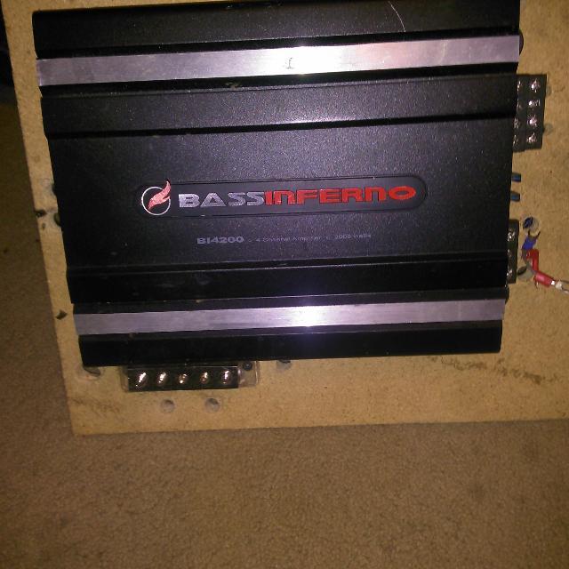 bass inferno amp 2000 watts