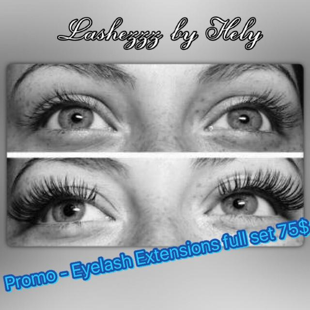 Best Eyelash Extensions Full Set 75 For Sale In Dollard Des