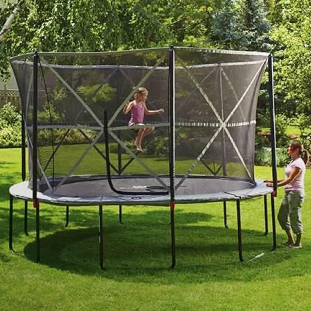 Find More Outbound 13' Oval Trampoline For Sale At Up To