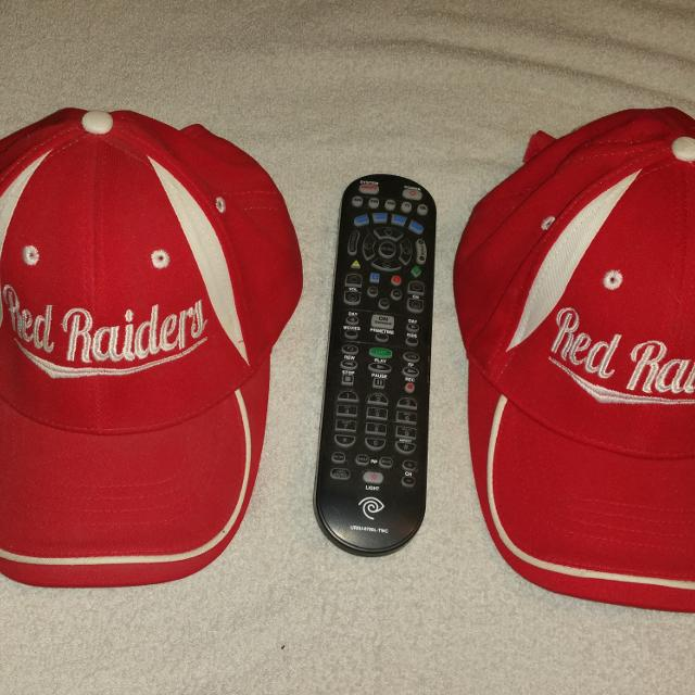 Find more Poms 2 Red Raider Hats. Will Seperate. Fits Both Kids And ... 39a01972d