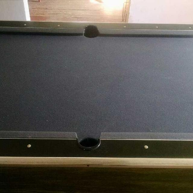 Best Vintage United Billiards Coinop Pool Table Slate Comes - United billiards pool table coin operated