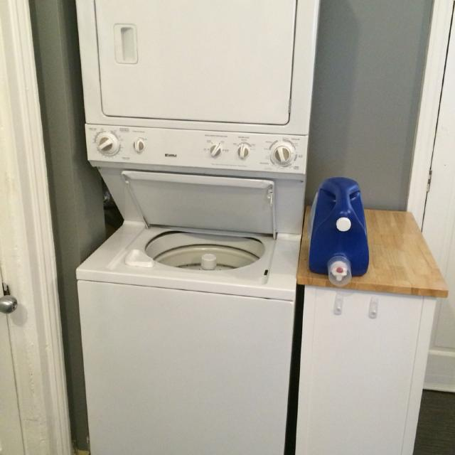 Kenmore Stacked Heavy Duty Extra Large Capacity 2 Sd Motor Washer Dryer