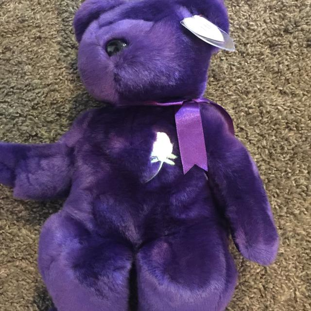 Find more Large Princess Diana Collectible Ty Bear! Collectable On ... 47711c6a0cb