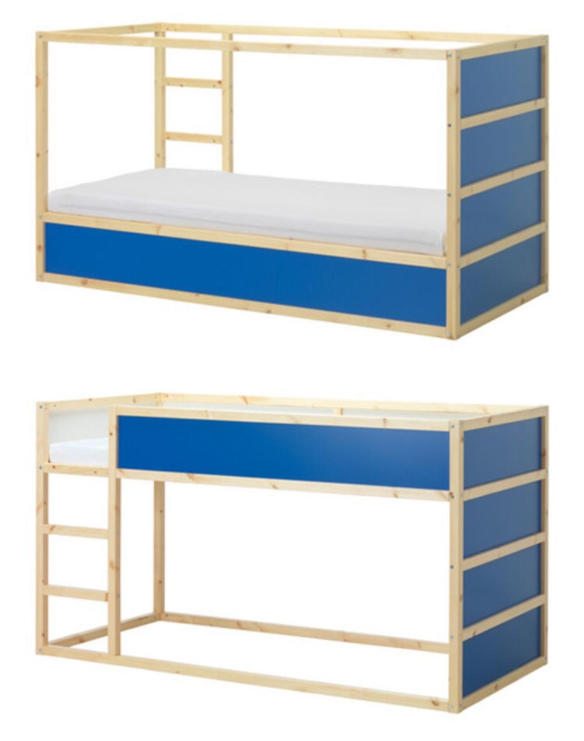 Find More Ikea Kura Reversible Twin Bed Tent For Sale At Up To 90 Off