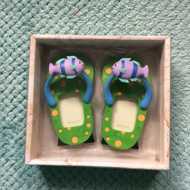 Best Price Drop Brand New Flip Flop Picture Frames For Sale In Ajax
