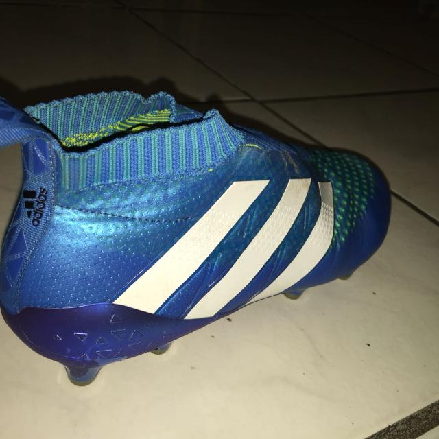2514af6d0b6f Best Adidas Ace 16+ Purecontrol Fg/ag - Shock Blue/semi Solar Slime/white  for sale in North Miami, Florida for 2019