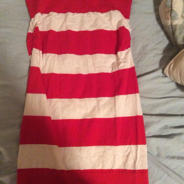 90d4ca1344 Best Where s Waldo    - Red And White Tube Top Dress for sale in Etobicoke