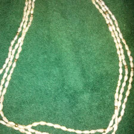 ab3532e1b33 Cultured South Sea Pearls. Retail  250. Asking  125. Great valentine gift!  Text