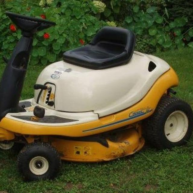 Find More Cub Cadet Yard Bug Riding Lawn Mower For Sale At
