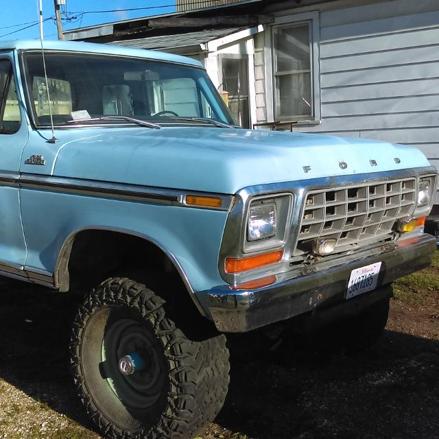 Mud Trucks For Sale >> 1979 Ford Mud Truck For Sale As Is Project Truck Nothing Major Just Don T Have The Time To To Work On It