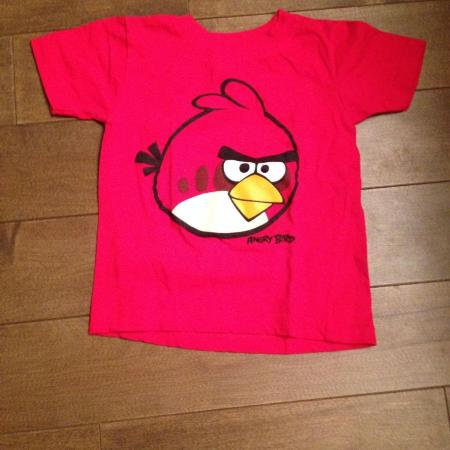 ANGRY BIRDS T-SHIRT 2T for sale  Canada