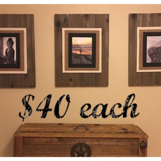 Best Handmade Picture Frames 20x24 With 8x11 Photo Layered With