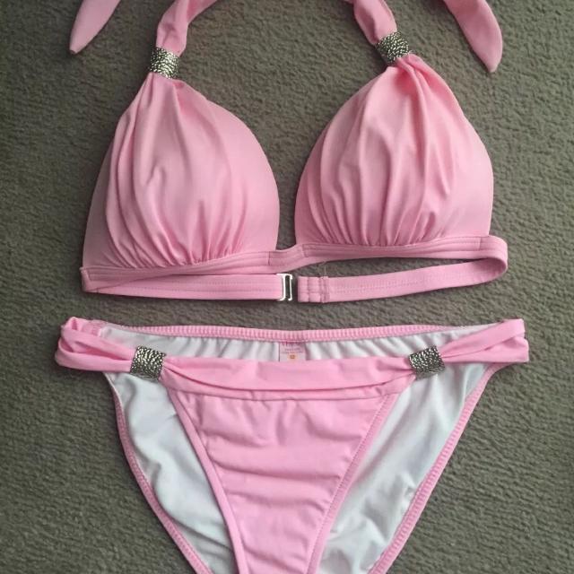 b1cf83c7f9994 Find more Venus Swimwear Goddess Enhancer Push Up Halter Top Size D ...