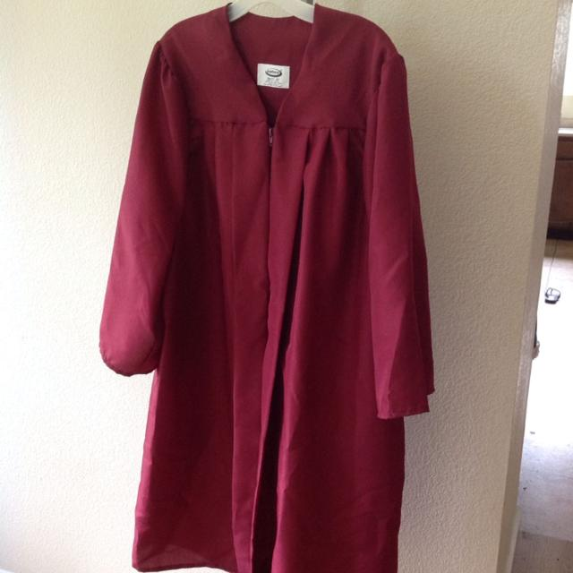 Best Graduation Gown (jostens) For Vintage High School 5\'-1\