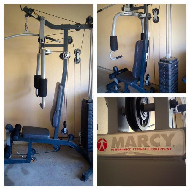 c9c6397790d Best Impex Marcy Diamond Elite 150 Lb. Single-stack Home Gym for sale in  San Marcos