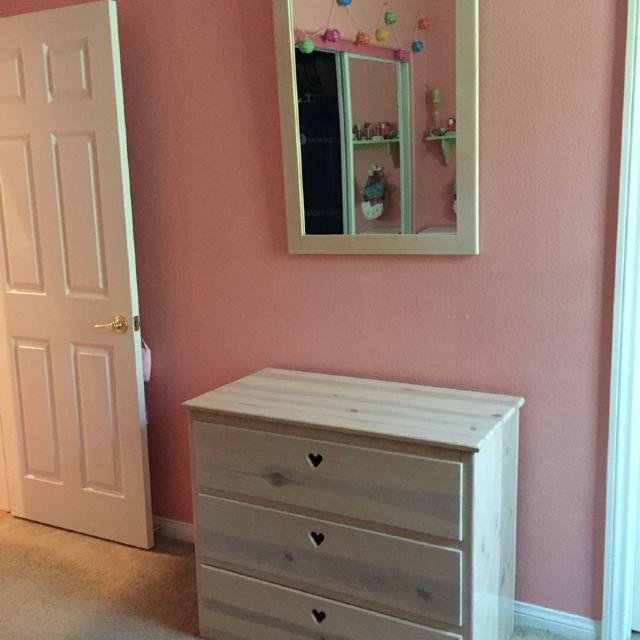 White Pine Dressers