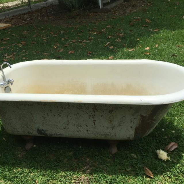Best Antique Cast Iron Clawfoot Tub For Sale In Baton Rouge
