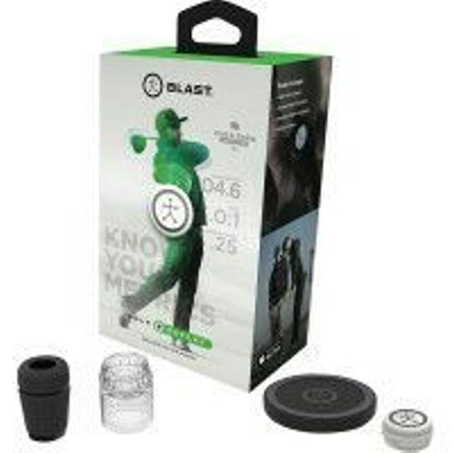 FITBIT FOR GOLFER'S ⛳⛳Blast Motion - Blast Golf Replay Motion Sensor -  Black ⛳⛳